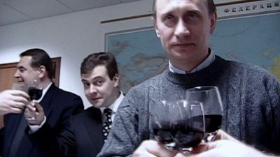 Behind the scenes of Putin's first election campaign in 2000