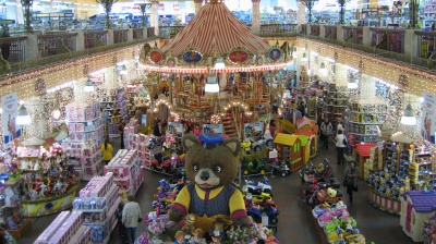 Russia's toy store giant Detsky Mir is mulling launch in Belarus