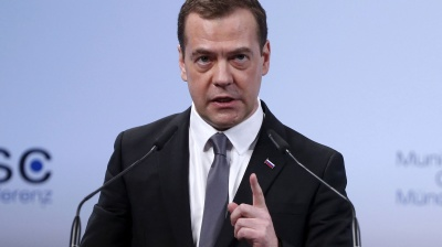 Medvedev confirmed plans to create offshore companies in Russia