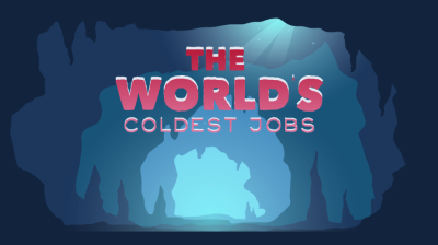 Russia is home to the world's coldest jobs
