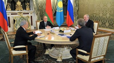Russia offers Tajikistan observer status within EEU trade bloc