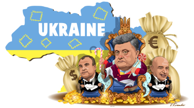 Ukrainian President Poroshenko added $19.7mn to his fortune in 2018