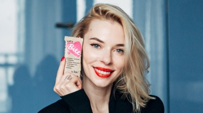 Former model's Biofood bars are the new face of Russia's health food industry