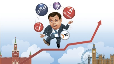 PROFILE: Mikhail Fridman, chairman of Alfa Group