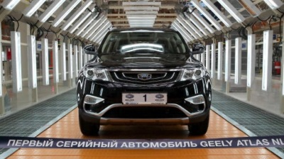 China mulls expanding its Belarusian automotive investments with electric cars assembly