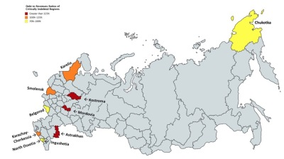 FPRI BEAR MARKET BRIEF: MinFin Impossible - Russia's self-inflicted regional debt crisis