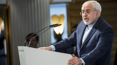 "Trump's Khashoggi stance ""bizarre"" and ""shameful"" says Iran's Zarif"
