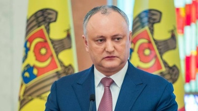 Moldova's president talks of dissolving newly elected parliament