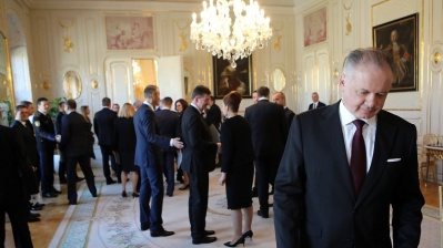 Slovak president appoints cabinet headed by Peter Pellegrini