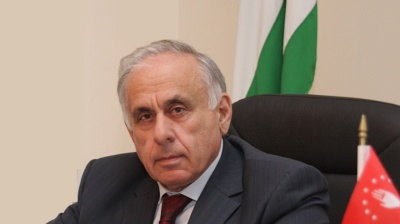 Breakaway Abkhazia's prime minister killed in car crash