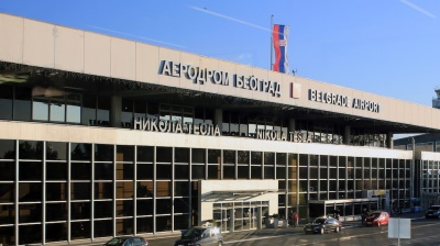 Former Belgrade airport chief arrested in corruption probe