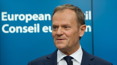 "Citing Iran nuclear deal exit, EU's Tusk attacks Trump: ""With friends like that, who needs enemies?"""