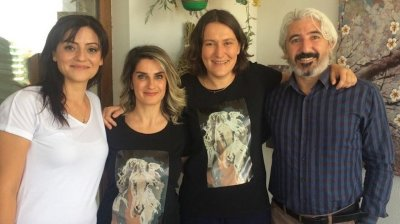 EP Turkey rapporteur Piri visits jailed Kurdish leader Demirtas' wife