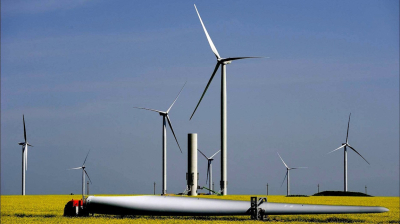 EU's eastern half slow to join wind and solar revolution