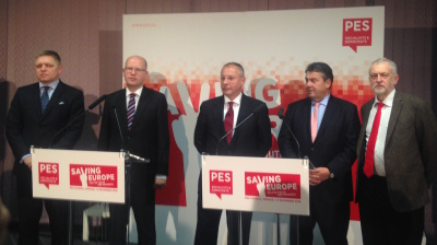 VISEGRAD: Social Democrat divisions over populism on display