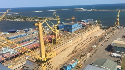 Damen takes over Daewoo shipyard in Romania