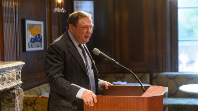 MOSCOW BLOG: Why would Russian oligarch Mikhail Fridman want to sell Alfa Bank?