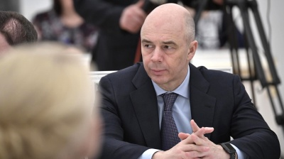 Russian finance minister rules out progressive income tax