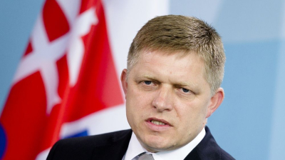 Slovak premier accuses president of conspiring with Soros as pressure mounts for government change