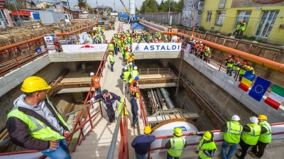OLAF starts investigation into EU-funded metro project in Bucharest