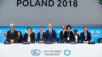 Poland climate talks stumble to finish line to achieve deal