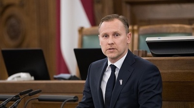 Latvian PM candidate proposes five-party government