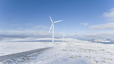 Russian utility major RusHydro launches wind power plant in the Arctic