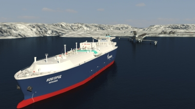 Russia's Novatek launches major LNG project Yamal