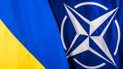 NATO provides Ukraine with aspirant country status