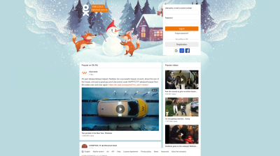 Russia's Facebook, Odnoklassniki, launches marketplace in Kazakhstan