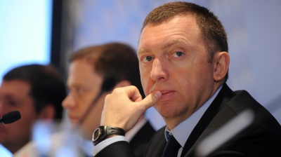 Deripaska plans to step down as president of En+ and UC Rusal as sanctions and corporate battles loom