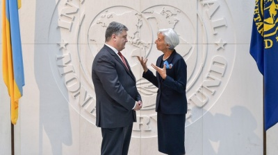 Kyiv has about a week to do a deal with the IMF or risk no donor money until the end of 2019