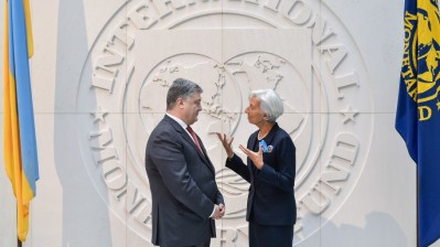 Ukraine agrees new provisional $3.9mn programme with IMF