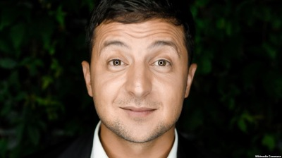 KYIV BLOG: Comic Zelenskiy leads record number of candidates for the Ukrainian presidency