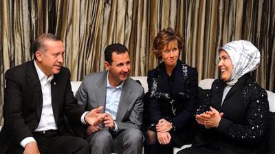 "Syria's Assad lashes out at Erdogan, calling him ""a small US pawn"""