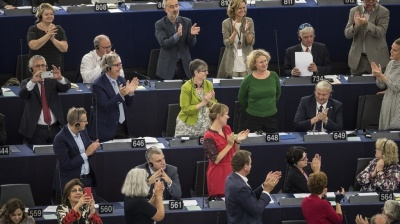 European Parliament condemns Hungary for violating EU values