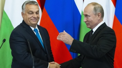 Hungarian PM reaches agreement on gas deliveries from Russia to 2020