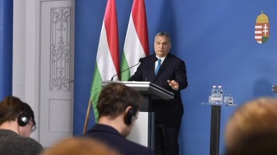 Hungarian PM says stimulus needed to achieve 4% growth target