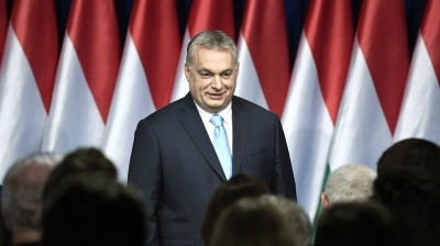 Hungarian PM unveils plans to boost birth rates, denounces migration in state of the nation address