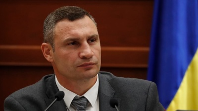 Kyiv mayor Klychko refuses to take part in Ukraine's 2019 presidential election