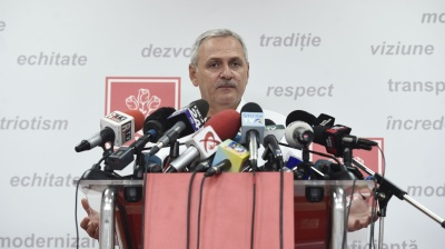 Romanian anti-corruption prosecutors start investigation into leader of ruling PSD