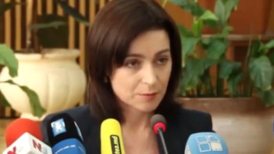 Moldovan pro-EU opposition confirms Sandu as presidential candidate