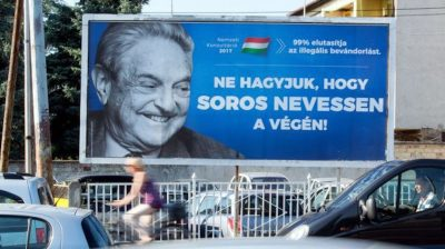 George Soros foundation officially announces departure from Hungary