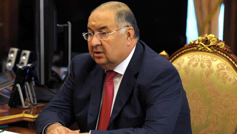 Bne Intellinews Billionaire Alisher Usmanov Leads The Forbes List For Charitable Donations In Russia To Fight Coronavirus