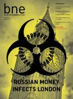 Russian money infects London