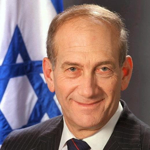 WoE High tensions in the Middle East with former Israeli Prime Minister Ehud Olmert