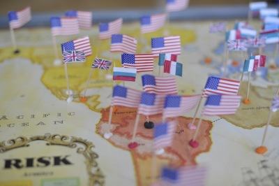 bne IntelliNews - LONG READ: Playing Real Risk - Russia vs US