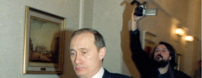 Vitaly Mansky had unique access to Kremlin in 1999-2001