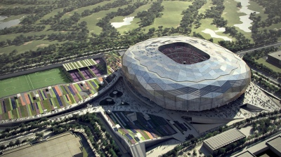 Iran lobbies Qatar for piece of 2022 FIFA World Cup pie