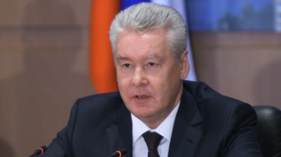 Moscow mayor Sobyanin's ratings way ahead of opposition for mayoral elections